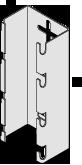 Wandanschluss S180