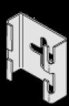 Wandaufhänger S45M
