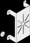 Montageplatte S82